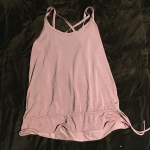 Gap Body Dry Fit Criss Cross Tank ~ M